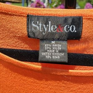 Style & Co Sweaters - Syle & Co. sleeveless sweater w/ cute side tie